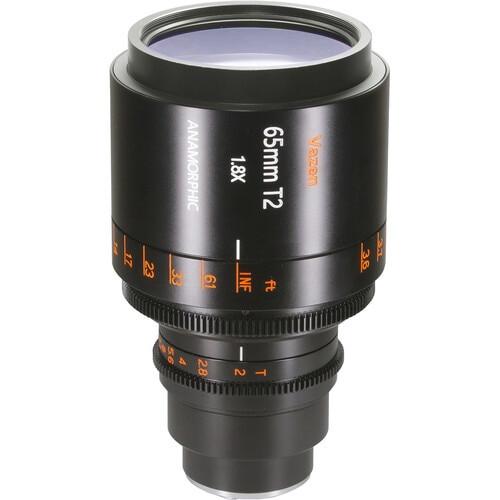 Vazen 65mm T2 1.8x Anamorphic Lens (MFT)
