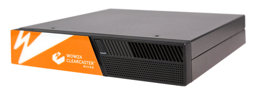 Wowza Clearcaster Micro With 1-Year Subscription