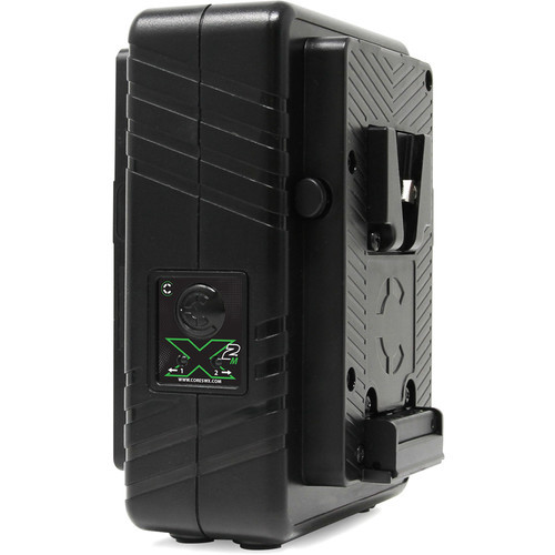Core SWX GPM-X2S Mini Dual Travel Battery Charger (V-Mount)