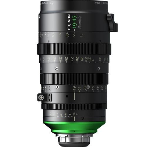 Fujinon Premista 19-45mm T2.9 Large-Format Cine Lens (PL)