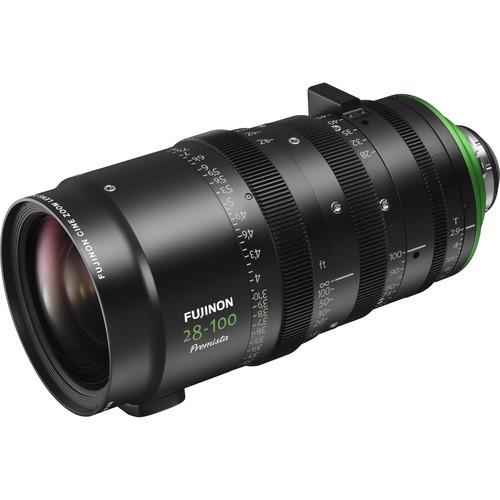 Fujinon Premista28-100mm T2.9 Large-Format Cine Lens (PL)