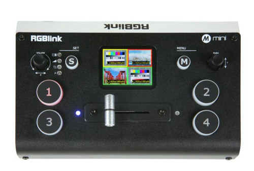 RGBlink Mini Streaming Switcher