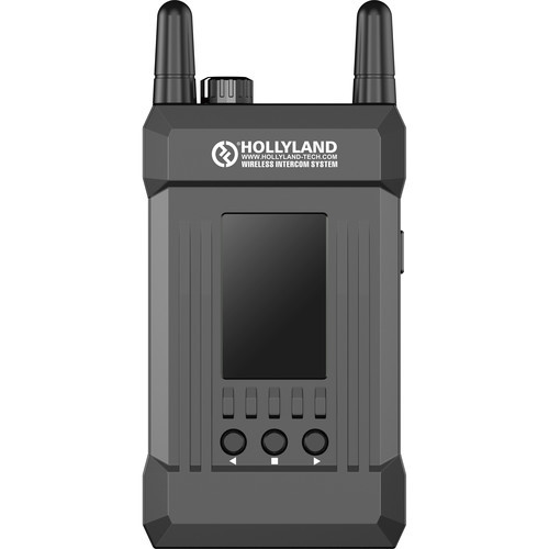 Hollyland Syscom 1000T-8B Full Duplex Intercom System