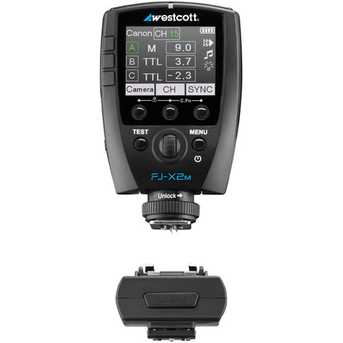 Westcott Flash Trigger for FJ400 Strobe with Sony Adapter