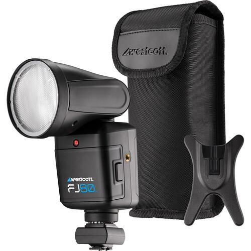 Westcott FJ80 Universal Touchscreen 80Ws & Sony Adapter