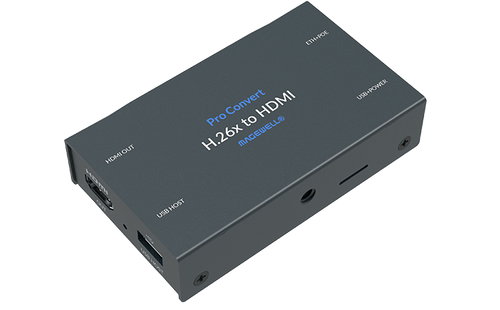 Magewell Pro Convert H.26x to HDMI