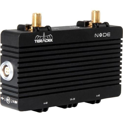 Sound Devices Scorpio Mixer-Recorder with Teradek Node-NA Cellular 4G LTE Module