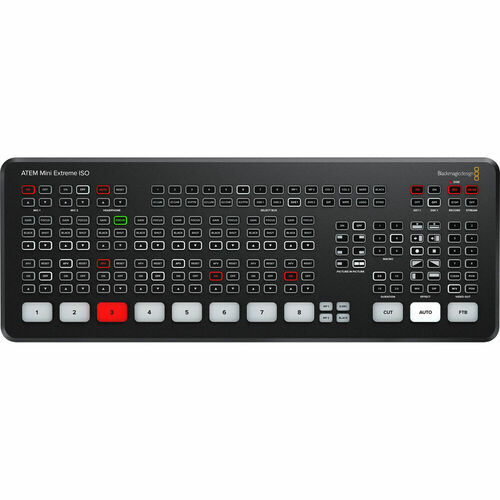 Blackmagic Design ATEM Mini Extreme ISO Video Switcher