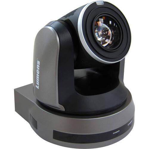 Lumens VC-A61PB 4K 30fps PTZ IP Camera (Black)