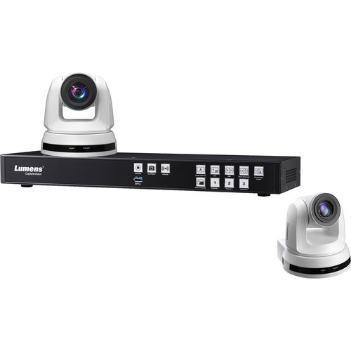 Lumens LC200 CaptureVision System With 2x (VC-A61P) IP PTZ Camera