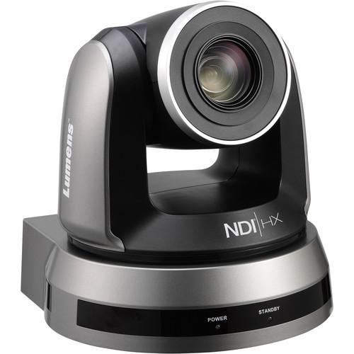 Lumens VC-A50PN B IP PTZ Camera with NDI (Black)