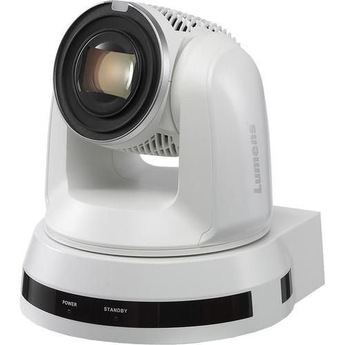Lumens VC-A61PW 4K 30fps PTZ IP Camera (White)