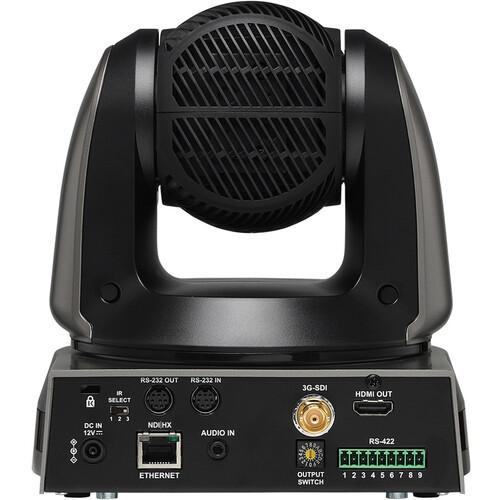 Lumens VC-A61PNB 4K NDI-HX PTZ Camera (Black)