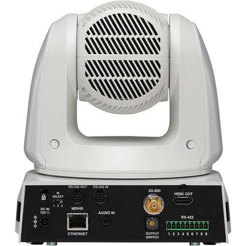 Lumens VC-A61PNW 4K NDI-HX PTZ Camera (White)
