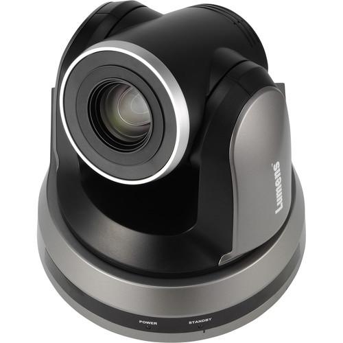 Lumens VC-A52SB Full HD 60fps PTZ Camera (Black)