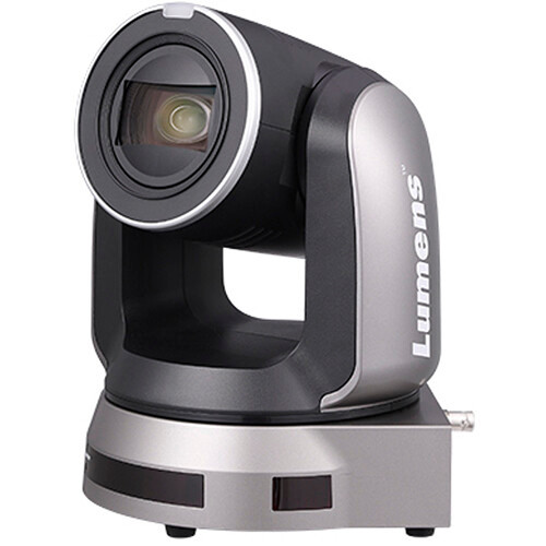 Lumens VC-A71PB 4K 60fps IP PTZ Camera (Black)