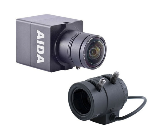 Aida 4K Camera with AIDA Imaging Varifocal 4K Lens