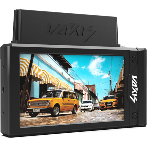 """Vaxis Storm Focus 058 Wireless Receiver Monitor with Built-In 5.5"""" Display & Dual L-Series Plate"""