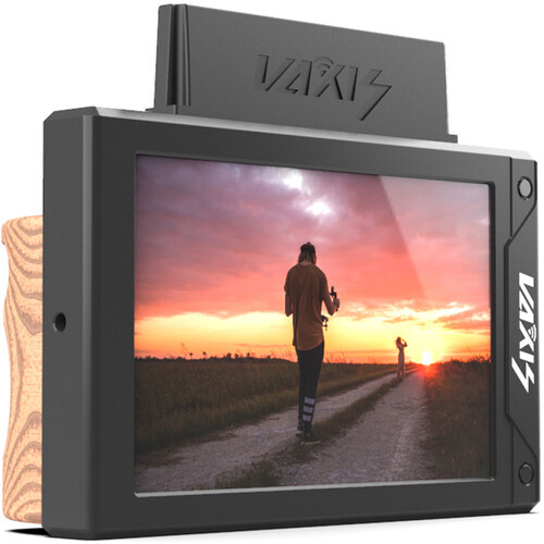 "Vaxis 7"" Storm 072 Monitor/Receiver with V-Mount Battery Plate"
