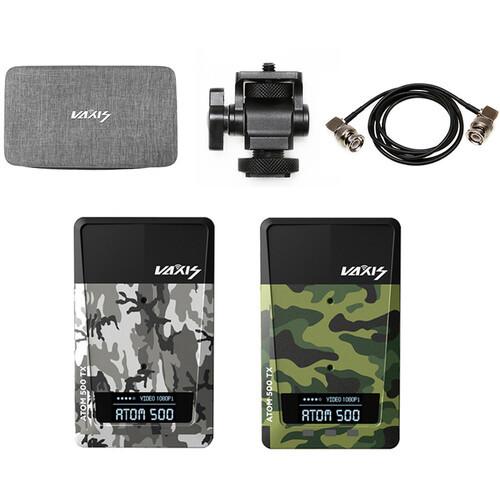 Vaxis Atom 500 SDI Essentials Kit for Wireless Transmitter & Receiver