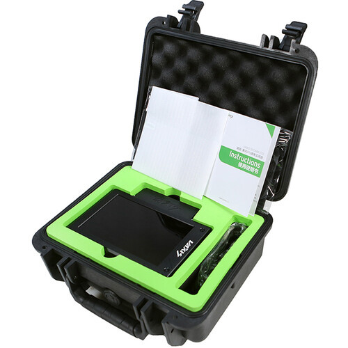 Vaxis Storm 072 Field Monitor/Built-In Receiver-Dual NPF Battery