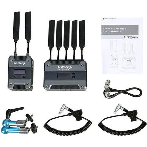 Vaxis Storm 3000 Wireless Kit - G-Mount