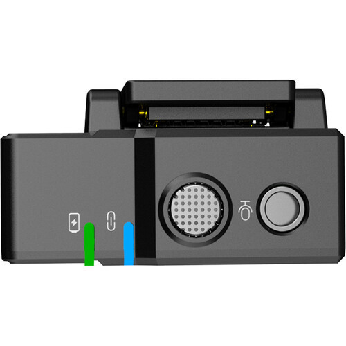Hollyland LARK 150 Clip-on Wireless Microphone Transmitter (Black)