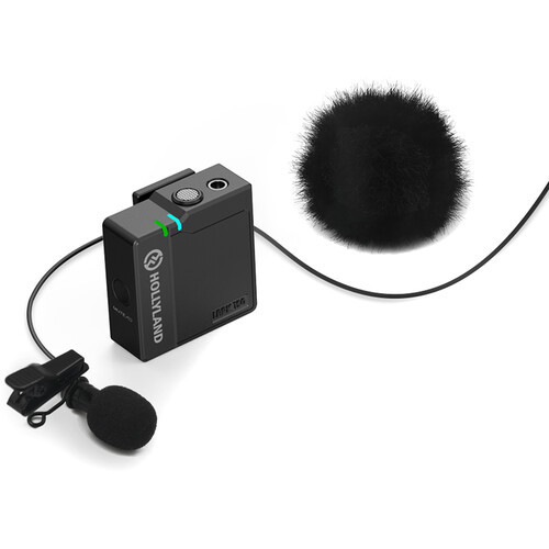 Hollyland LARK 150 Clip-on Wireless Microphone Transmitter (Image shown is for illustrative purposes only)