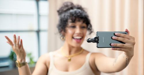 Rode VideoMic Me-C Directional Mic for USB-C Mobile Devices