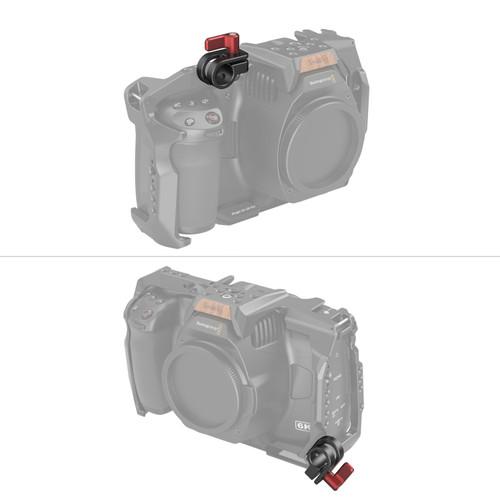 SmallRig 15mm Single Rod Clamp for Blackmagic Camera 6K Pro