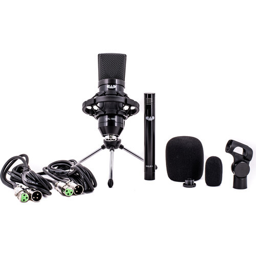 CAD GXL1800SP SuperCardioid Dynamic Microphone with On/Off Switch