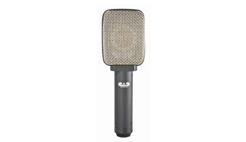 CAD D84 Large Diaphragm Cardioid Condenser Side Address Microphone