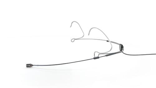 DPA 4488-DC-R-B00 CORE Directional Headset Mic, MicroDot, (Black)