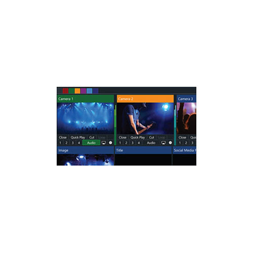 vMix scsi-vMix-4k vMix Software 4K