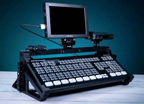 ATEM Mini Extreme ISO Switcher with Stand