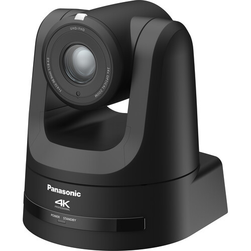 Panasonic 4K NDI Pro 12G-SDI/HDMI PTZ Camera (Black)