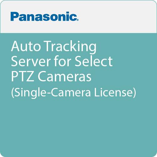 Panasonic Auto Tracking Server for PTZ Cameras Single Lic.