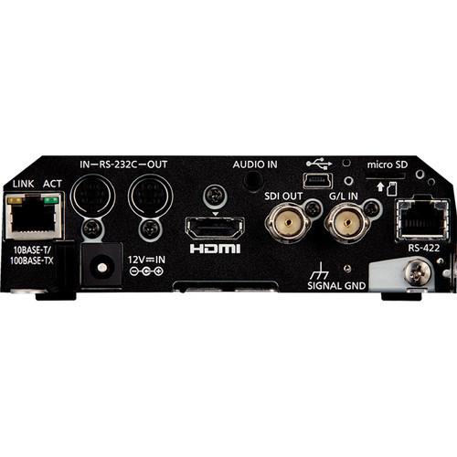 Panasonic AW-HE42 3G-SDI/HDMI/IP PTZ Camera (White)