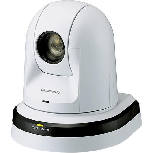 Panasonic AW-HE38W 22x Zoom PTZ Camera - HDMI Output (White)