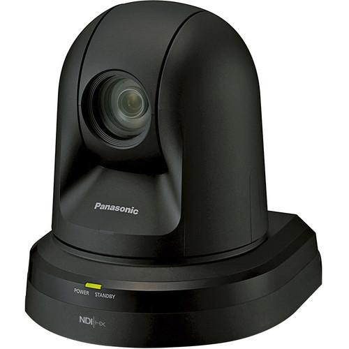 Panasonic 22x Zoom PTZ Camera with HDMI and NDI (Black)