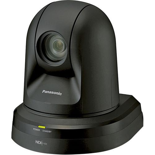 Panasonic 30x Zoom PTZ Camera with HDMI  and NDI (Black)