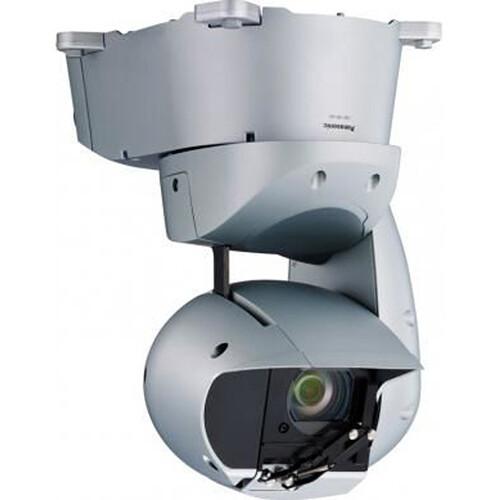 Panasonic 20x Zoom Outdoor PTZ Camera SDI & LAN (Silver)