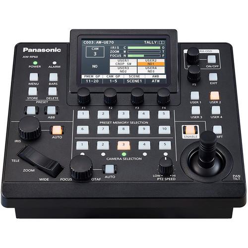Panasonic AW-RP60 Remote Camera Controller