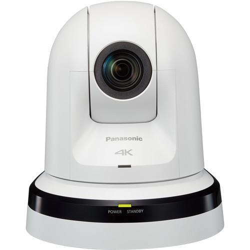 Panasonic AW-UE70 4K Integrated Day/Night PTZ Camera (White)