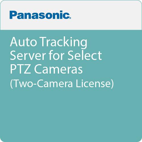 Panasonic Auto Tracking Server for PTZ Cameras Two Licenses