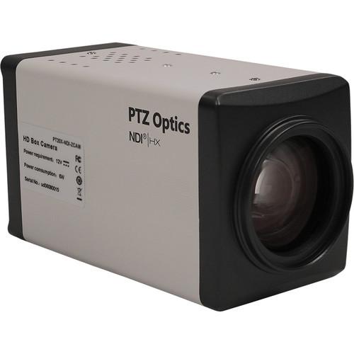 PTZOptics 20x NDI|HX ZCAM 3G-SDI Box Camera