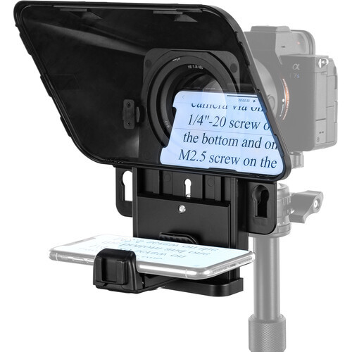 SmallRig x Desview TP10 Portable Teleprompter