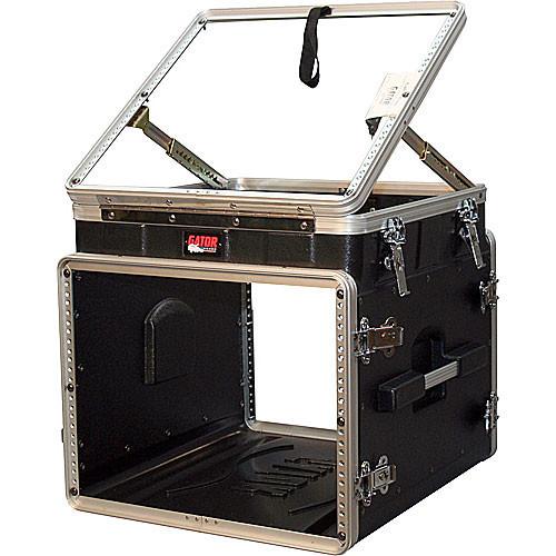 Gator GRC-10X8 PU Pop-Up Console Rack