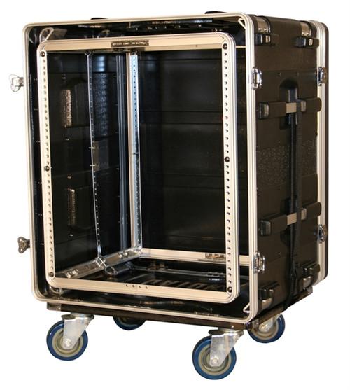 Gator G-SHOCK-12L 12U Shock Rack System