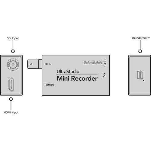 Blackmagic Design UltraStudio Mini Recorder by Blackmagic Design